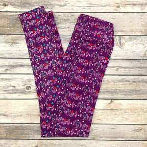 Tween LuLaRoe Kids Leggings Shapes